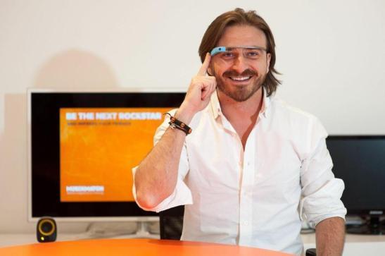 Google glass, Ciociola
