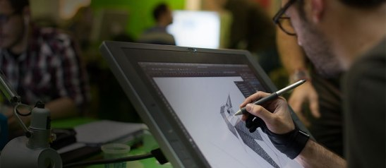 disgegni multimediali attraverso Adobe Creative Suite