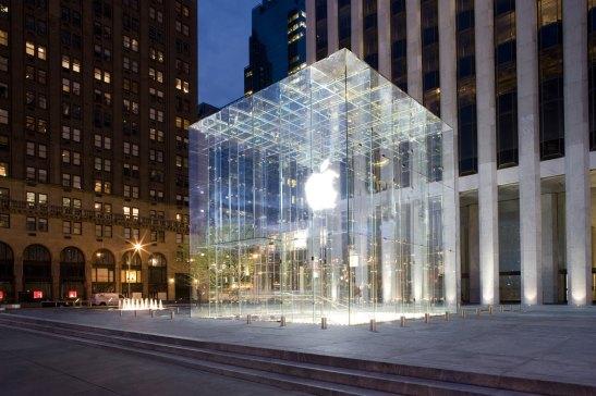Apple store, vendite azienda di Cupertino