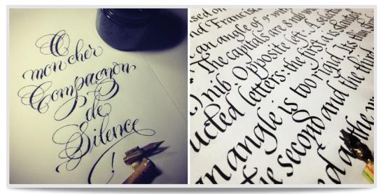 Laboratorio di calligrafia FAV DMC-01
